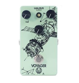 Walrus Audio - Voyager Preamp/Overdrive Guitar Pedal