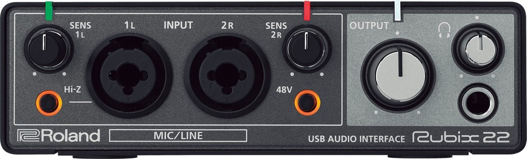 Roland - RUBIX22 USB Audio Interface