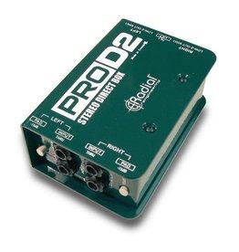 Radial - PRO-D2 Passive DI Box, Stereo