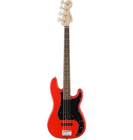 Squier - Affinity Precision Bass PJ, Race Red