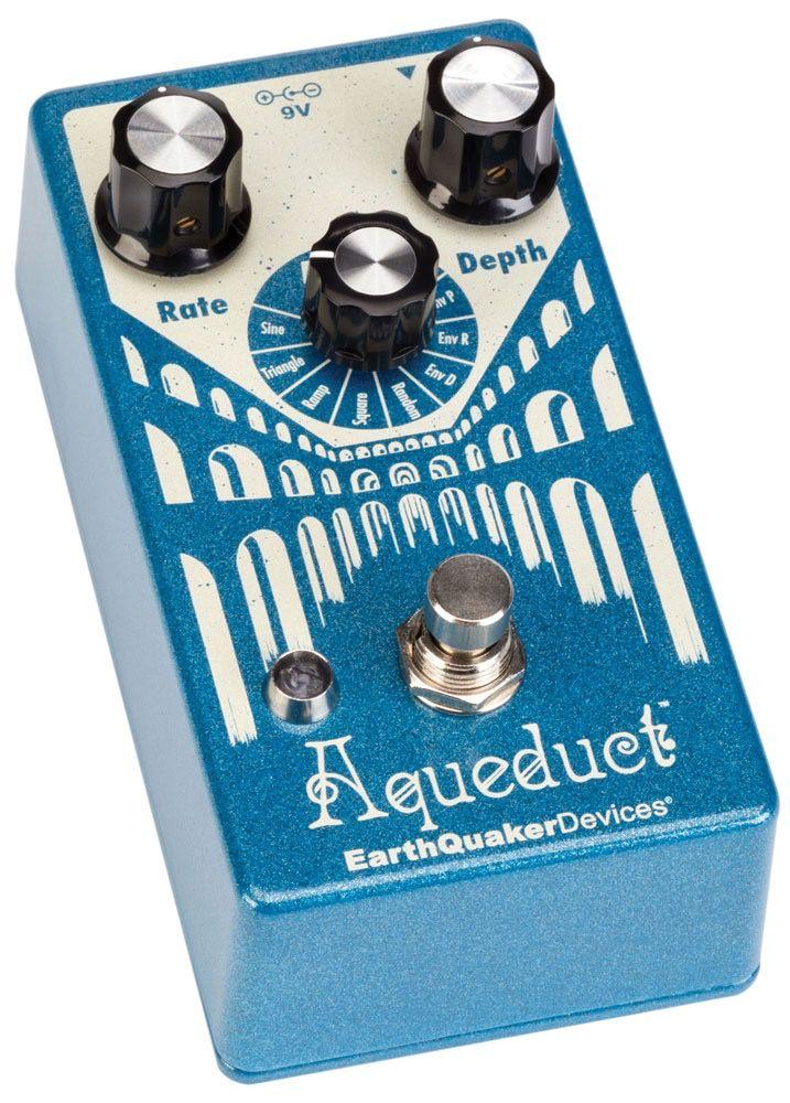 EarthQuaker Devices - Aqueduct Vibrato Pedal