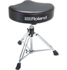 Roland - Saddle Drum Throne, Firm Foam Seat