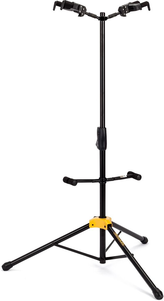 Hercules - GS422B Double Locking Foldable Guitar Stand