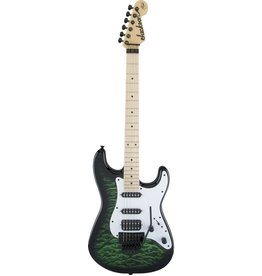 Jackson - X Series Signature Adrian Smith SDXQ Electric, Transparent Green