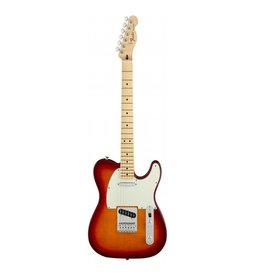 Fender - LTD Edition Standard Telecaster Plus Top, Aged Cherry Burst