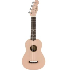 Fender - Venice Soprano Ukulele, Shell Pink