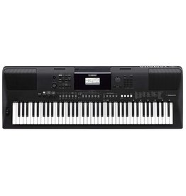Yamaha - PSR-E463 61 Key Portable Keyboard