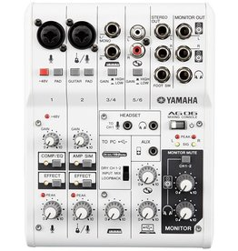 Yamaha - AG06 6 Channel Mini Mixer