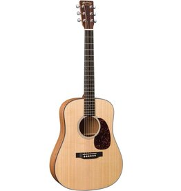 Martin - DJRE Dreadnought Junior All Solid Spruce/Sapele w/Pickup & Gigbag