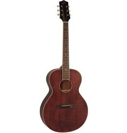 "Recording King - LH-204-BR ""Brownstone"" Small Body Acoustic"