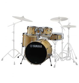 Yamaha - SBP2F5 Stage Custom Birch 5-Piece Shell Pack, Natural Wood