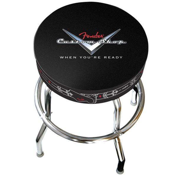 """Fender - Custom Shop Barstool 24"""""""