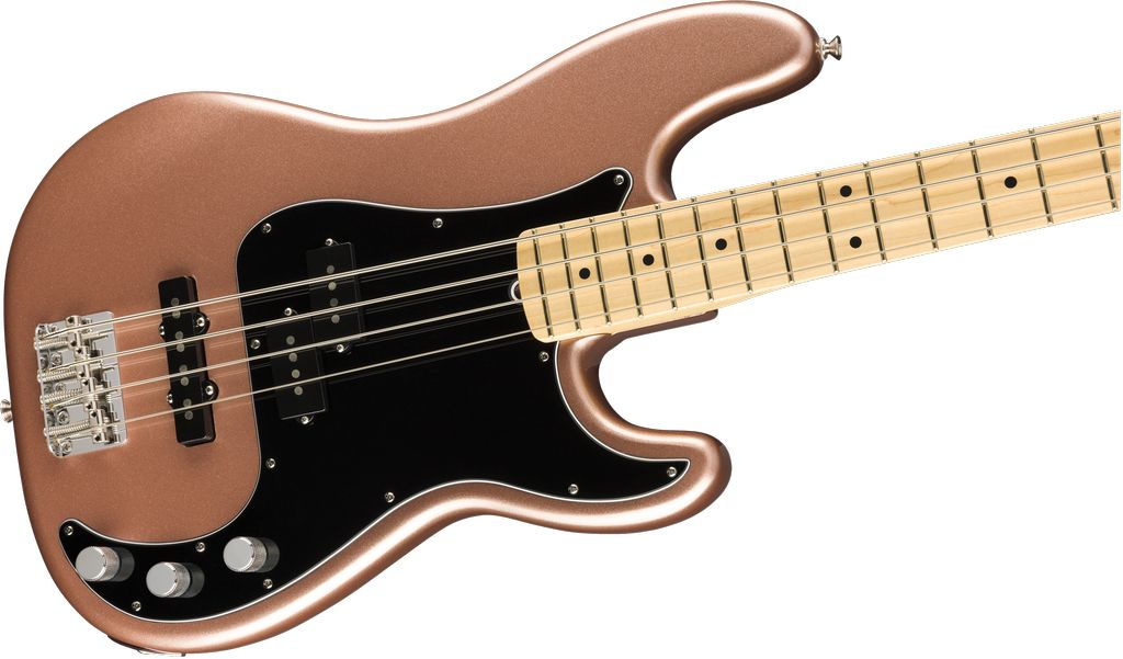 Fender - American Performer P Bass, MN, Penny