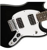 Squier - Bullet Mustang HH, Black