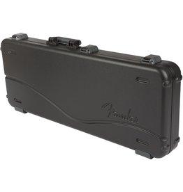 Fender - Deluxe Molded Strat/Tele Hardshell Case, Black