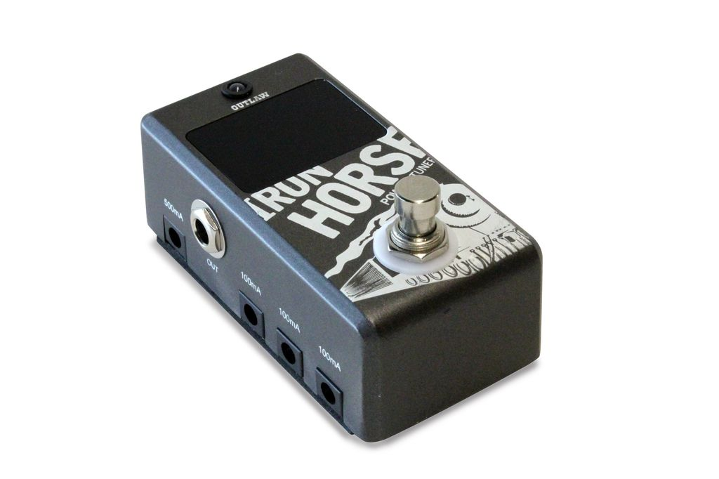 Outlaw - Iron Horse Power Supply & Tuner