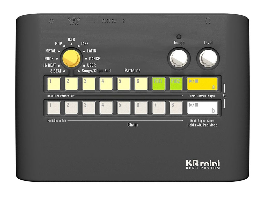 Korg - Mini Rythm Drum Machine