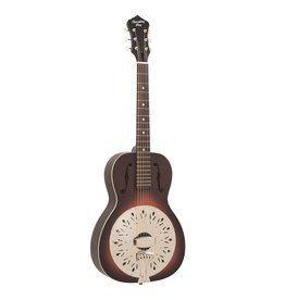 Recording King - RPH-R1-TS Dirty 30's Resonator, Single-O, Tobacco Sunburst