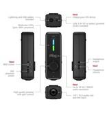 IK Multimedia - iRig Pro I/O Instrument/Microphone Interface