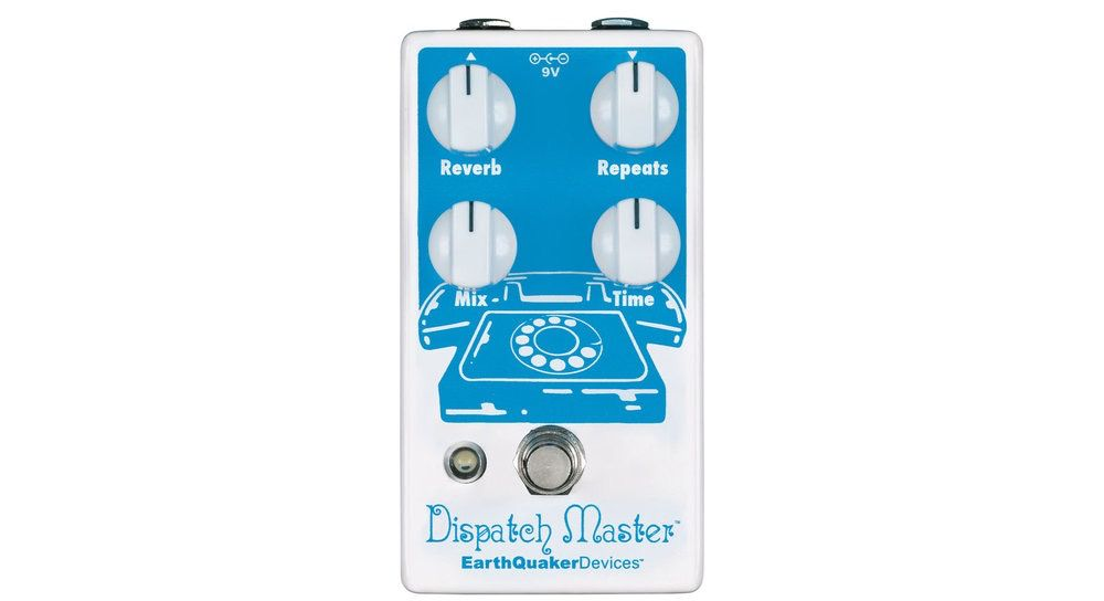 EarthQuaker Devices - Dispatch Master V3 Digital Delay & Reverb w/ Flexi-Switch