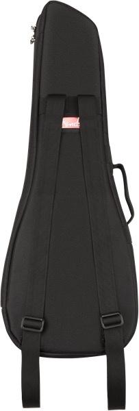 Fender - FU610 Gig Bag, Concert Ukulele, Black