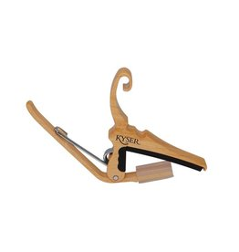 Kyser - Quick Change Capo, 6 String, Maple