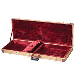 Profile - PRC300TW-E Hardshell Rectangular Electric Guitar Case, Tweed