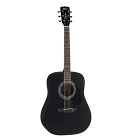 Cort - AD810 Dreadnought Acoustic, Laminate Top, Black
