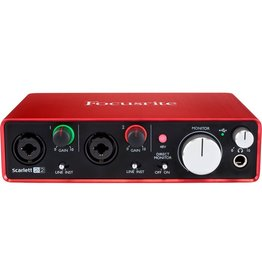 Focusrite -  Scarlett 2i2 MK2 USB Audio Interface