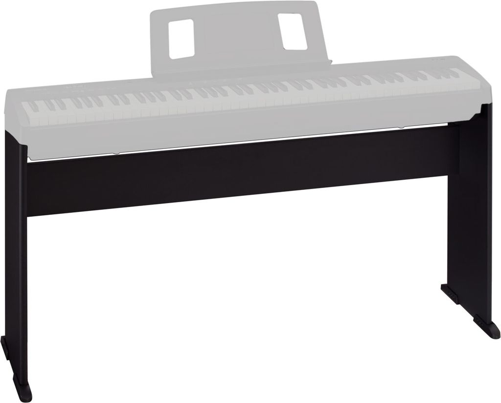Roland - KSCFP10-BLK Stand for FP10 Digital Piano, Black