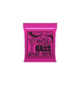 Ernie Ball - Round Wound 4 String Bass, 45-100 Super Slinky