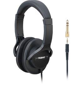Roland - RHA7 Monitor Headphones, Black