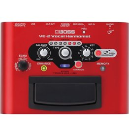 Boss - VE-2 Vocal Harmonist Pedal