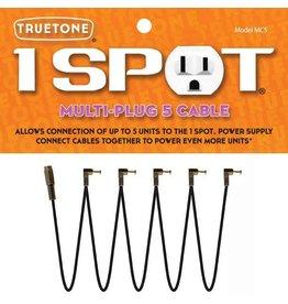 Truetone - TT-MC5 1 Spot Multi Plug 5