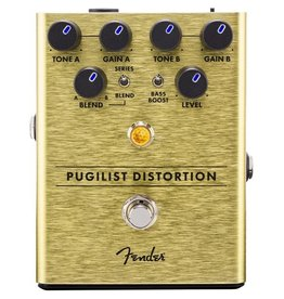 Fender - Pugilist Distortion Pedal