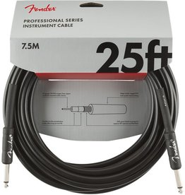 Fender - Professional Series Instrument Cable, 25'