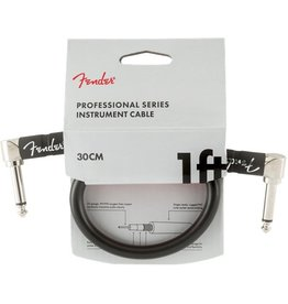 Fender - Professional Series Instrument Cable, Angle/Angle, 1'