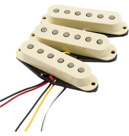 Fender - Yosemite Strat Pickup Set, Aged White