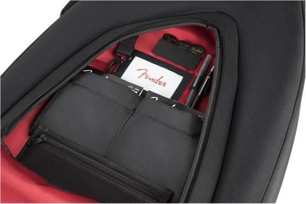 Fender - FA1225 Acoustic Guitar Gig Bag, Black