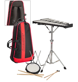 Messer - M652BBR Percussion Bell Kit w/Backpack Case