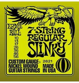 Ernie Ball - Nickel Wound 7 String 10-56 Regular Slinky