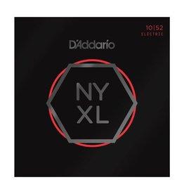 D'Addario - NYXL Nickel Wound, 10-52 Light Top/Heavy Bottom
