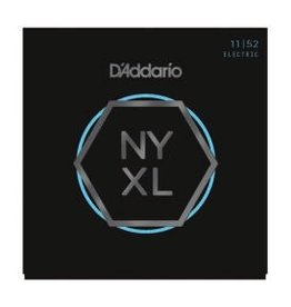 D'Addario - NYXL Nickel Wound, 11-52 Medium Top/Heavy Bottom