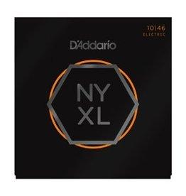 D'Addario - NYXL Nickel Wound, 10-46 Regular Light