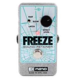 Electro-Harmonix - Freeze Sound Retainer Pedal