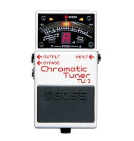 Boss - TU-3 Chromatic Tuner Pedal