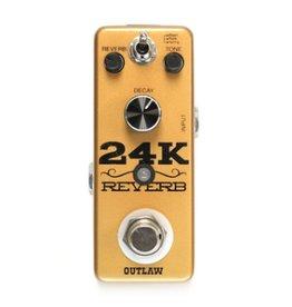 Outlaw - 24K Reverb Pedal
