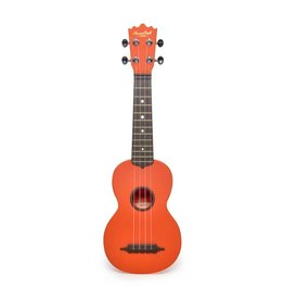 Beaver Creek - Ulina Soprano Ukulele, Orange