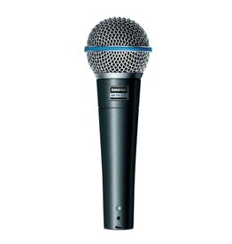 Shure - BETA58A Supercardioid Dynamic Vocal Microphone