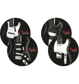 Fender - Classic Guitars 4 Coaster Set